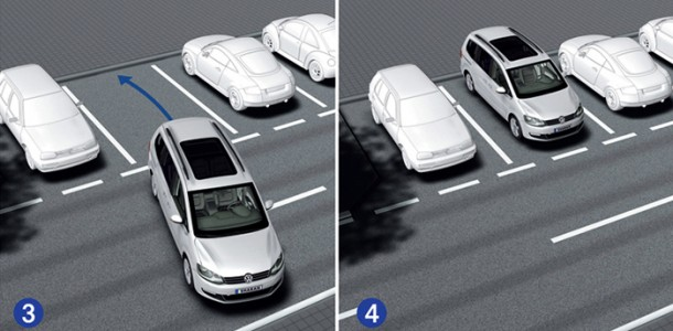 Whats Harder For You Reverse Perpendicular Parking Or Parallel